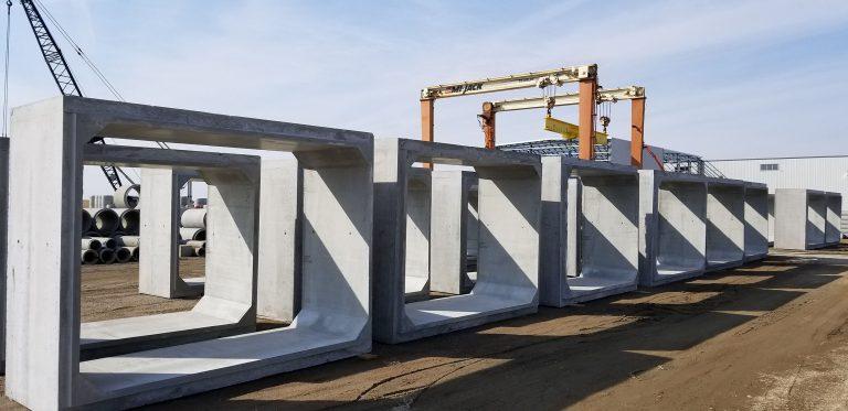 box culvert precast concrete