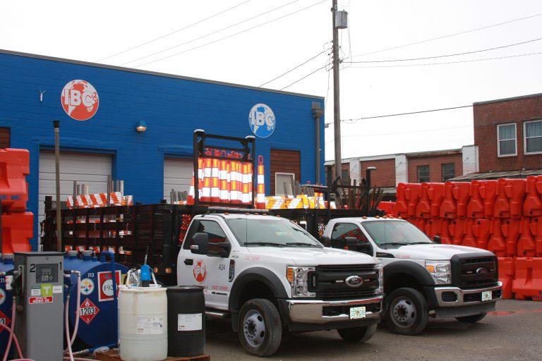 IBC garage in Kansas City