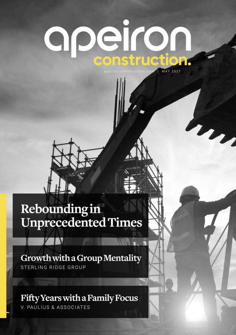 May 2021 Apeiron Construction cover
