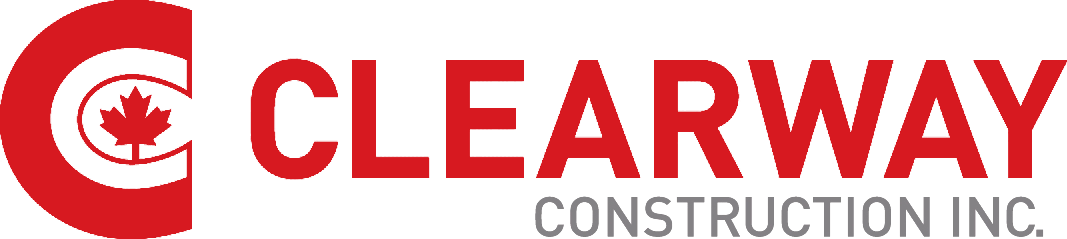 clearway construction logo