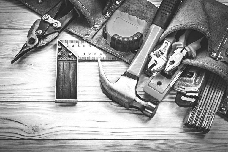 toolbelt construction tools