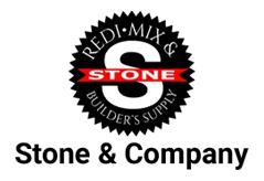 stone and company logo