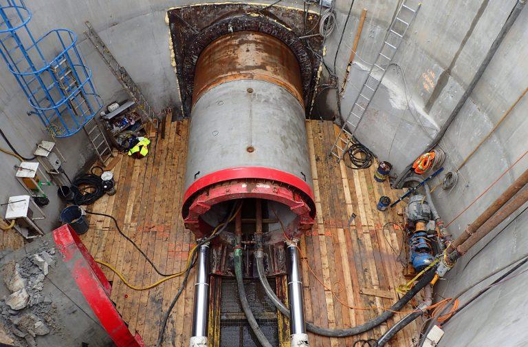 micro tunneling concrete pipe